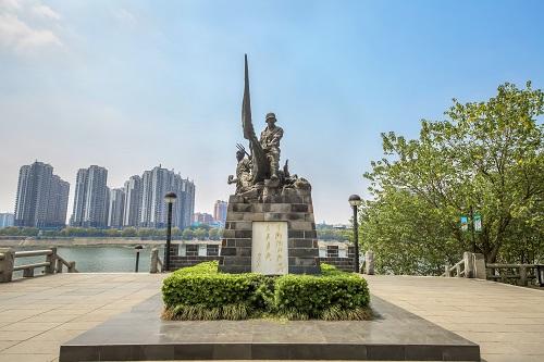 湘水明珠文化长廊