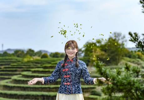 一起来看看湘潭县的大美茶山