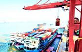 """城陵矶新港区:紧扣""""三百""""目标加快外向型经济高质量发展"""