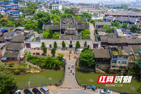 湖南十大文旅地标丨柳子庙:合理利用文旅资源 为产业融合发展助力