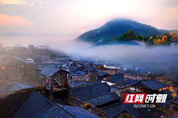 湖南十大文旅地标丨洪江古商城