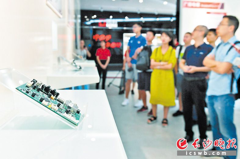 国科微每年对于研发的投入,超过总体营收的20%。 王志伟 摄
