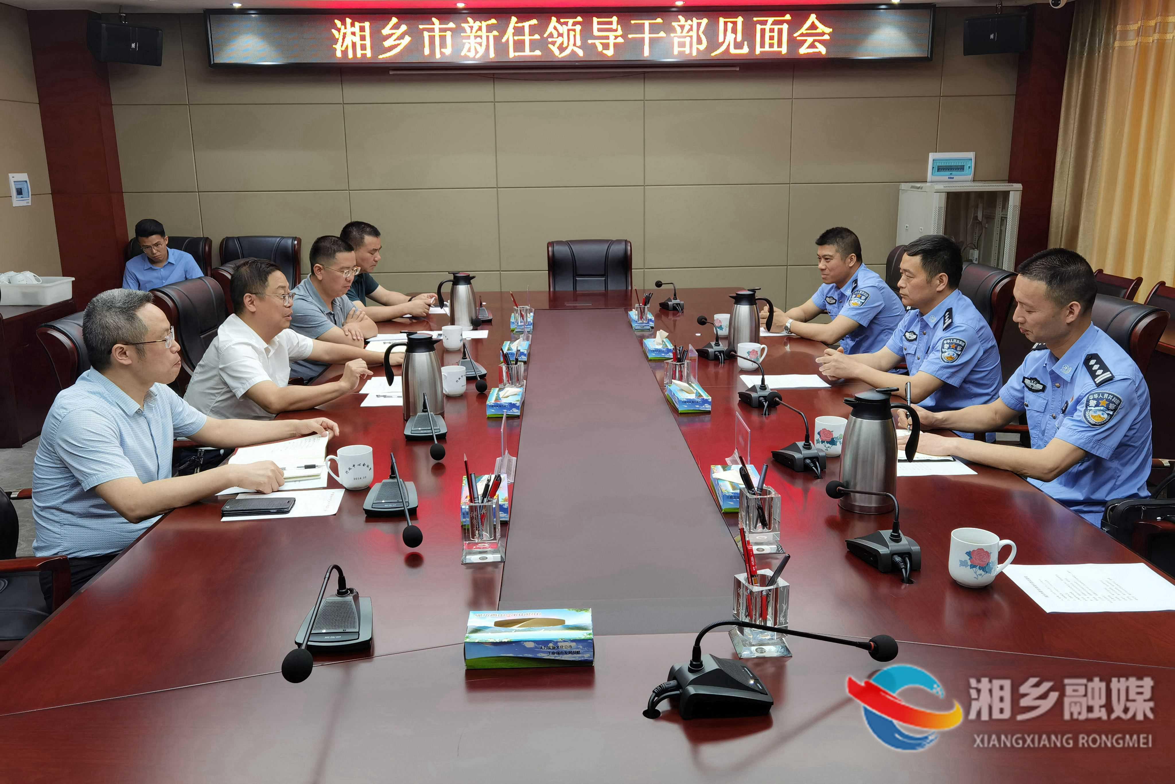亚洲城娱乐手机登录入口新任领导干部见面会:王光武提名为副市长候选人