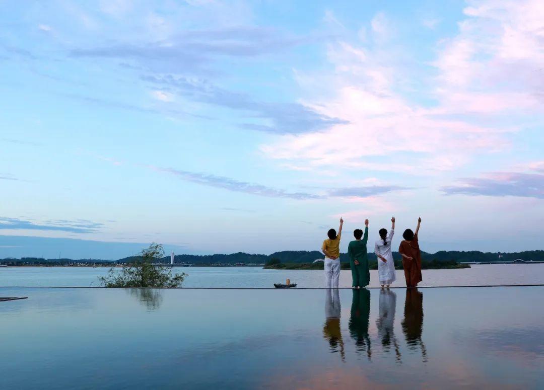 柳叶湖发现又一网红地,这些照片很美!