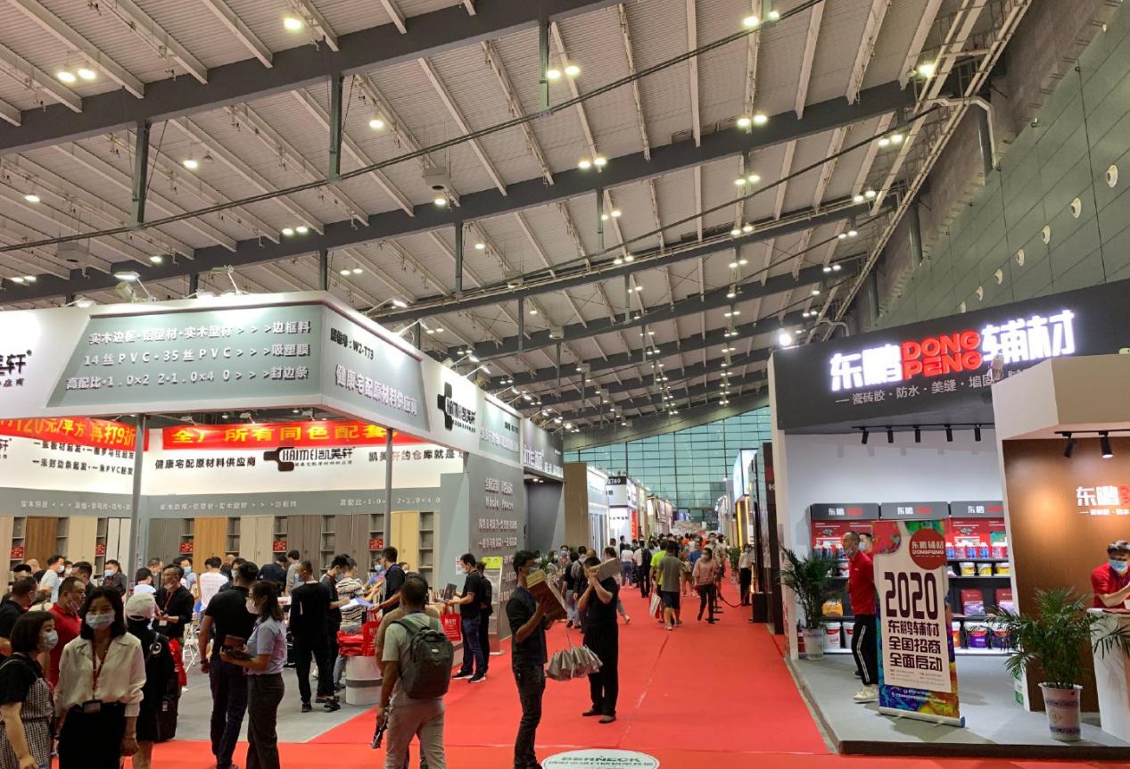 2020第12届中部(长沙)建博会