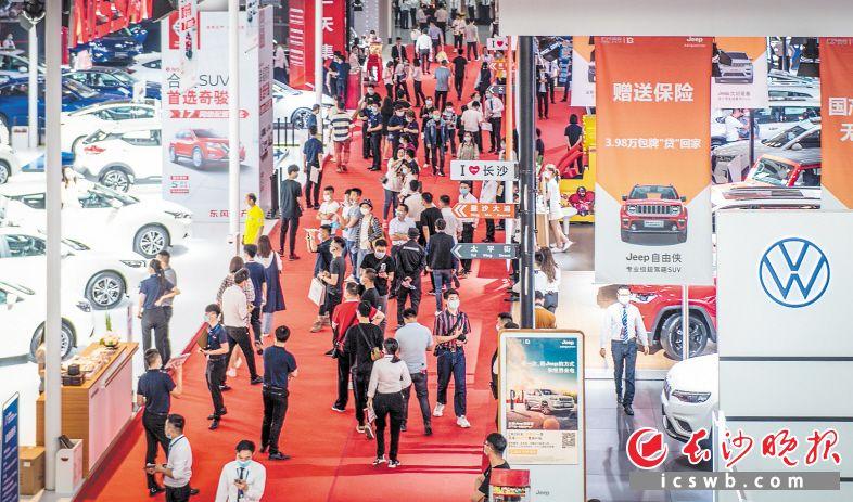 2020湖南汽车展览会