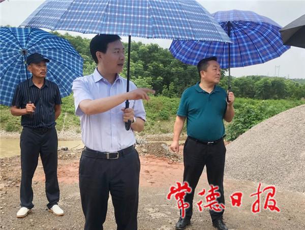 常德今年将建90个乡镇污水处理厂