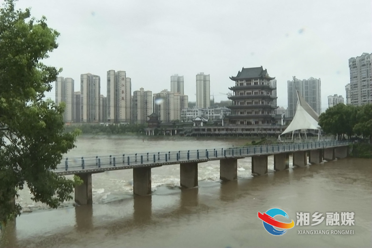 湘乡:防汛形势总体平稳