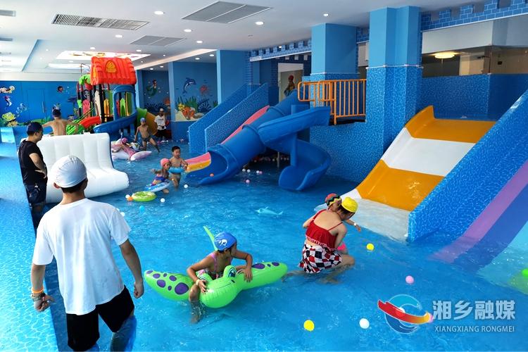 湘乡首家大型室内儿童恒温水上乐园,邀你清凉一夏!
