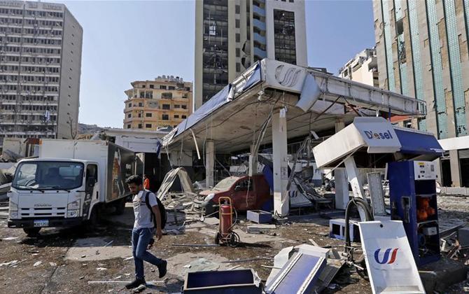 黎巴嫩政府宣布在贝鲁特实施紧急状态