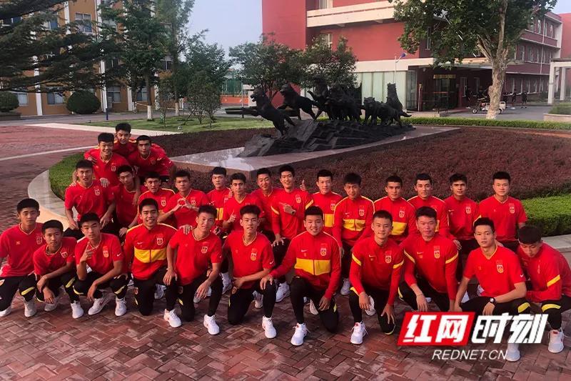 备战U16亚锦赛 湖南三小将入围国少集训名单