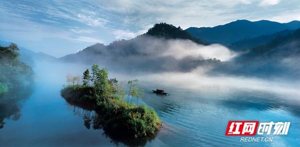"""晒黑旅行丨东江湖:不用假装 这里就是""""马尔代"""