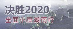 决胜2020