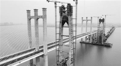 """赢咖3注册地址""""基建狂魔""""上新! 一座桥拿下三项世界之最"""