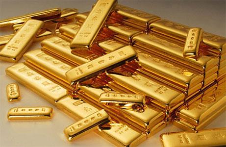 """黄金重新""""受宠"""" 黄金ETF比现货黄金还热?"""