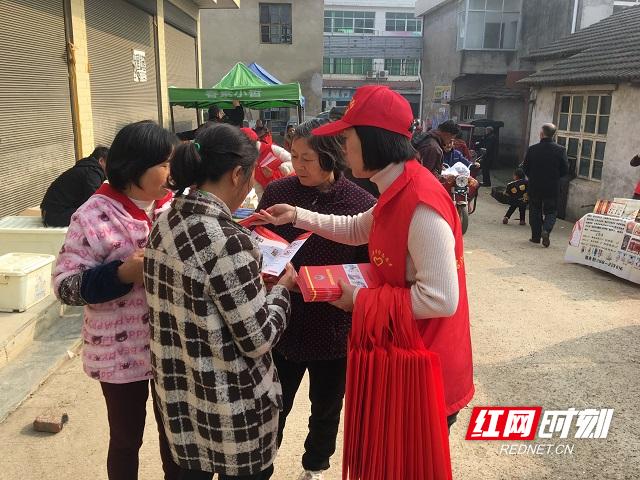 最美公益普法集体 临澧小红帽消防志愿服务队:火焰蓝的心,是炙热的红