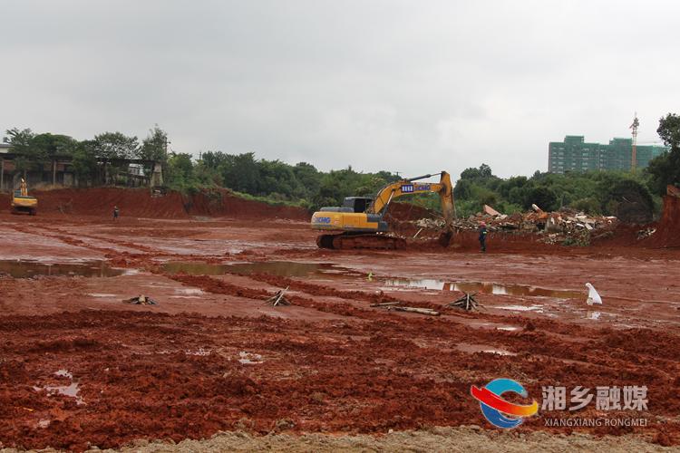 湖南维泰科技有限公司项目施工现场。.jpg