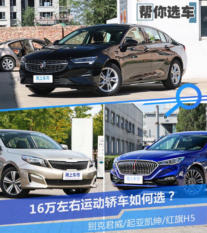 16万左右的运动轿车 这三款能买到高配置强动力-图2