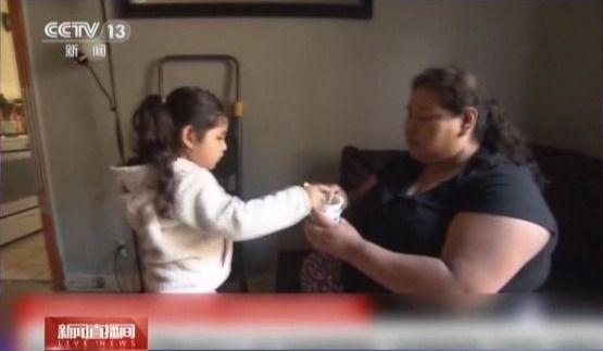 赢咖3平台新闻特写丨美国单亲妈妈:孩子本不该为明天的食物担心(图5)