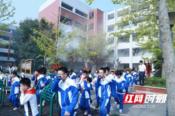 湖南省减灾委办公室、省应急管理厅举行防灾减
