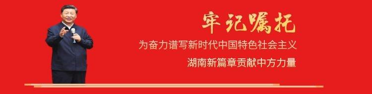 牢记嘱托 为奋力谱写新时代中国特色社会主义湖南新篇章贡献中方力量