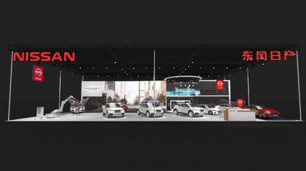 长沙国际车展提前探秘 双层展具的二楼藏着什么?