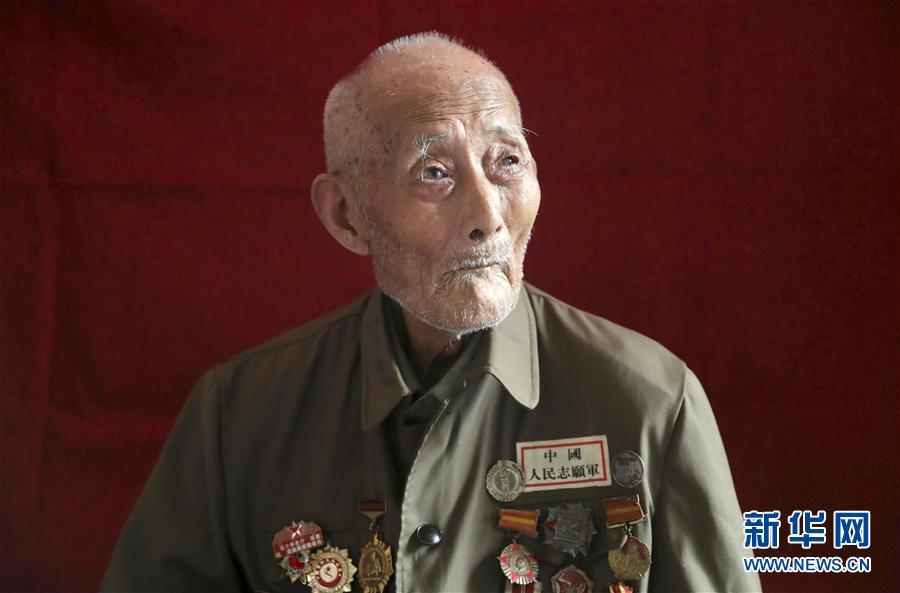(纪念抗美援朝70周年)(1)致敬最可爱的人——孙景坤