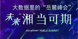 """大数据里的""""岳麓峰会"""" 未来""""湘""""当可期"""
