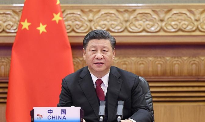 习近平出席二十国集团领导人第十五次峰会第二阶段会议