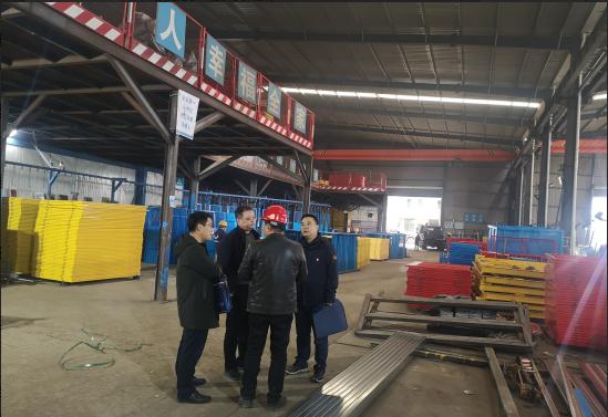天心区应急管理局在湖南景丰建筑标化工程有限公司开展安全检查。.png