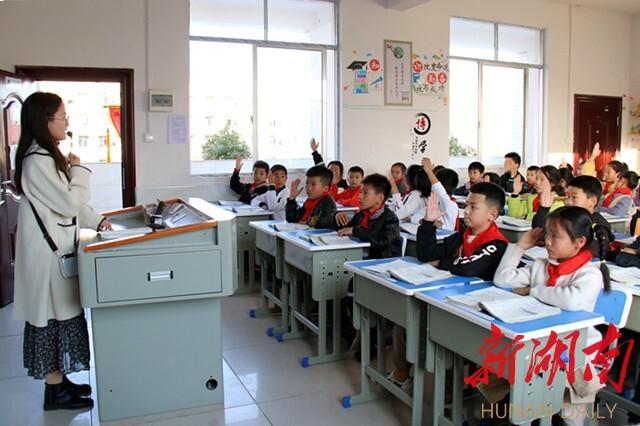 [新湖南]溆浦:夯实乡村教育基础,不让一个孩子掉队