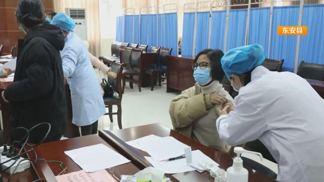 湖南各地:首批新冠疫苗開始免費接種