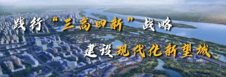 """专题   践行""""三高四新""""战略 建设现代化新望城"""
