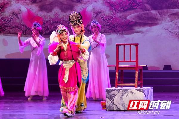 梨园报春迎新年 2021湖南戏曲春晚精彩上演