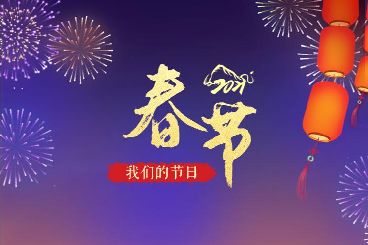 我们的节日·春节(2021)