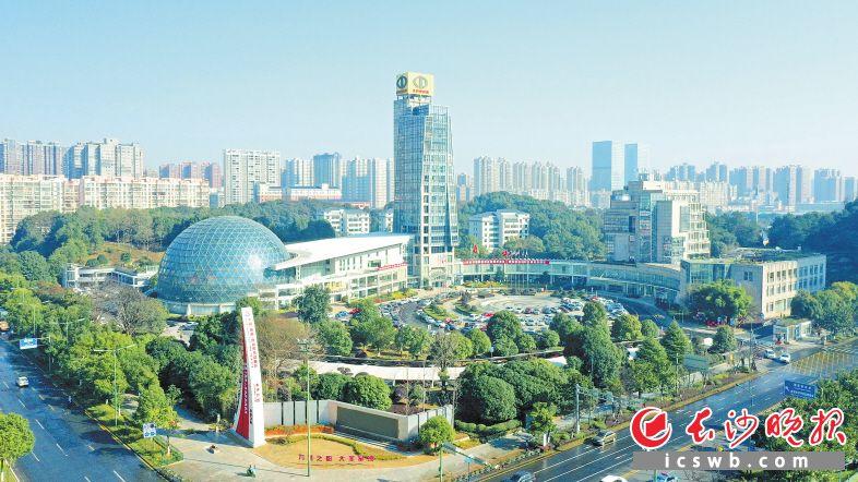 今年,市知识产权局拟在长沙经开区设立知识产权公共服务中心,为湖南自贸区长沙片区企业提供精准、便利、专业的知识产权综合服务。  王志伟  蒋炼 摄