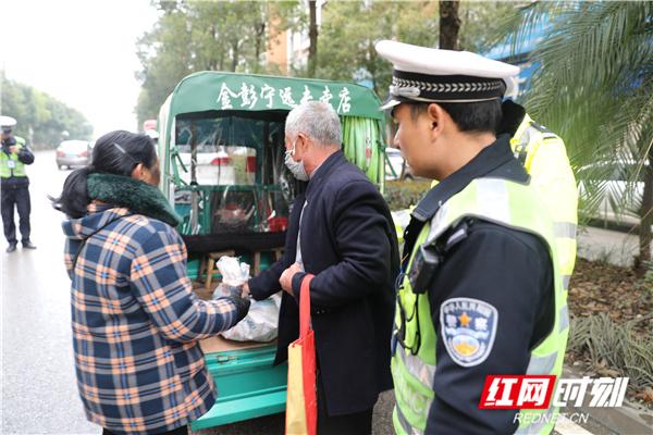 永州公安交警精准整治行动查处交通违法3669起