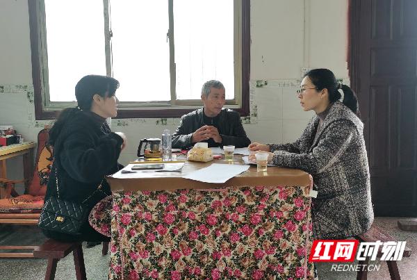 双牌县检察院:司法救助不迟到 检察为民办实事