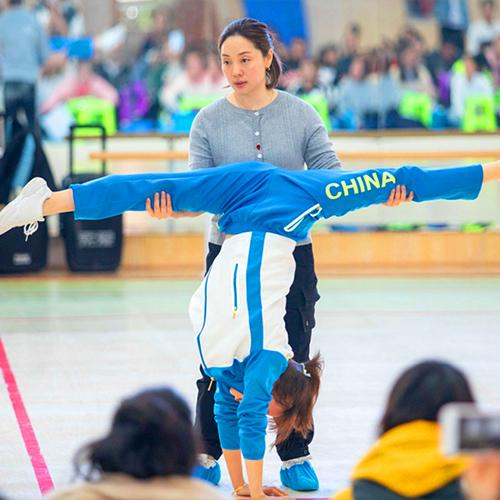 加强基层队伍培养 长沙市举行快乐体操推广活动