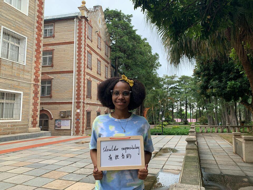 外国青年眼中的中国青年_fororder_李一欣-赞比亚-有担当
