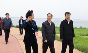 省委书记的足迹,印刻着湖南四月芳菲