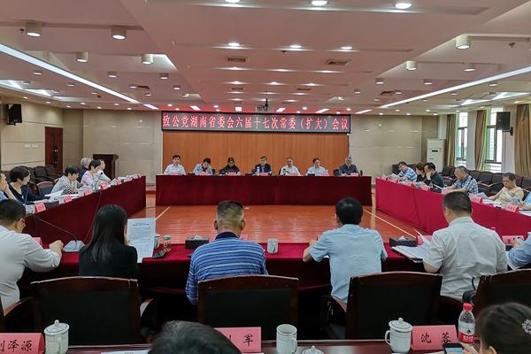 致公党省委会六届十七次常委(扩大)会议在长沙召开_副本.jpg