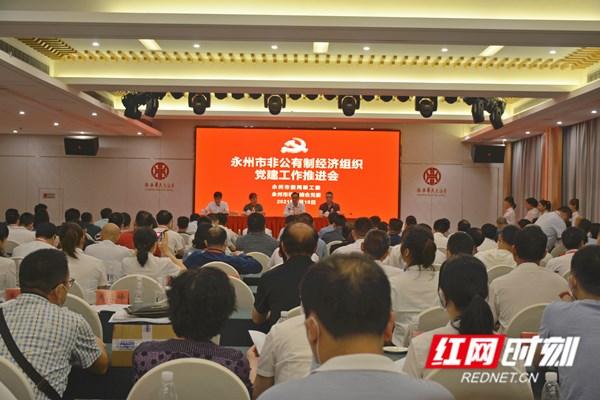 永州:以高质量非公党建促进非公经济高质量发展