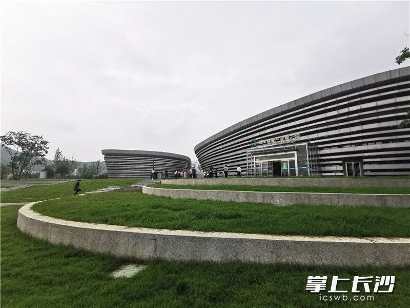 湖南健康产业展示馆