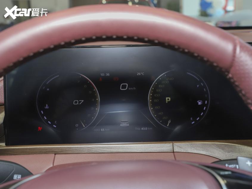 江铃福特2021款领裕