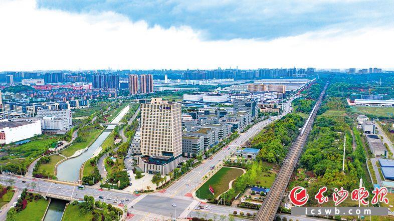 长株潭三市将加快在交通运输等领域推广智慧化应用场景。长沙晚报全媒体记者 邹麟 摄