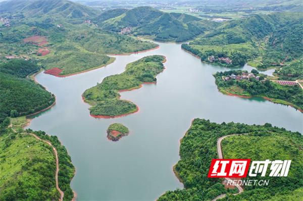 道县:绿水青山好风光 生态美景入画来