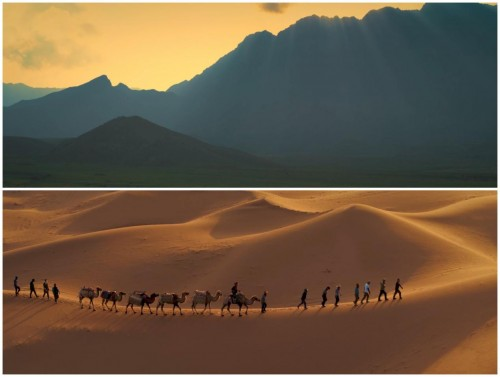 多元素缉毒动作电影《漠北追击》6月24日上映