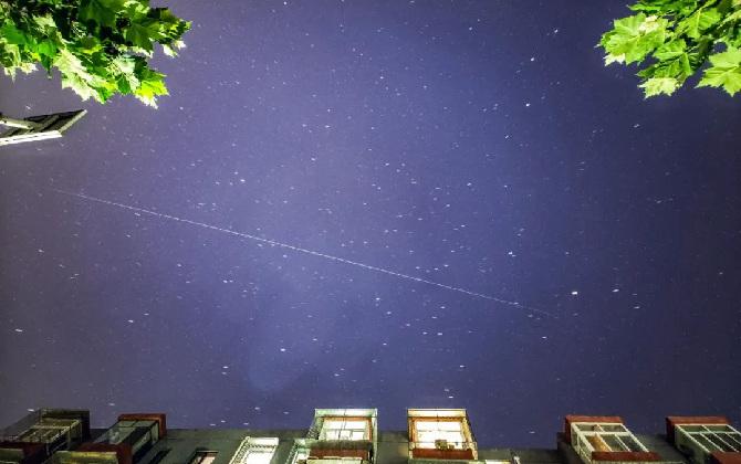 慕了!中國空間站從頭頂飛過,被這些網友拍到!