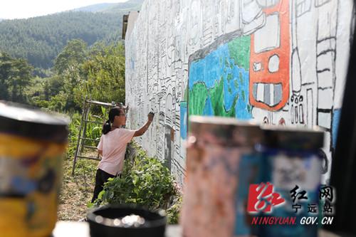 宁远:大元社成为乡村艺术启蒙的地方